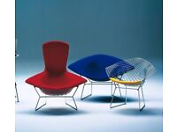 Looking for Knoll Bertoia Bird Diamond chairs GENUINE only chair