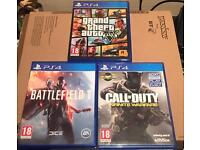 PlayStation 4 games to buy or swap