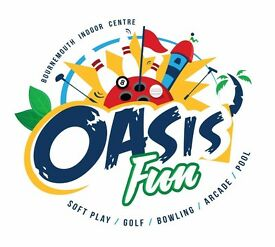 Oasis Fun Bournemouth - Recruiting Now
