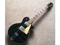 AXL semi-acoustic Les Paul type electric guitar *PRICE DROPPED