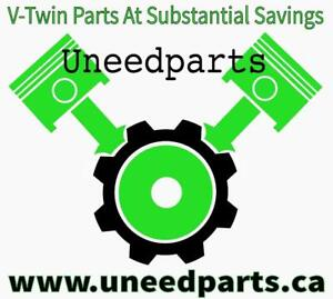 Harley Davidson Parts and Accessories - NEW - USED and AFTERMARKET. Check us at www.uneedparts.ca
