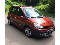 Renault scenic Conquest new m.o.t and timing belt don!!