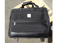Unused Wheeled Laptop Case