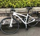 Whyte Caledonian hybrid bike, like new, disc brakes, very light weight frame, SR Suntour suspension