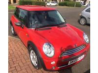 Mini one 1.6 £2,450