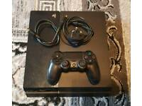 READ DESCRIPTION Ps4 playstation 4 500GB storage with original v2 controller