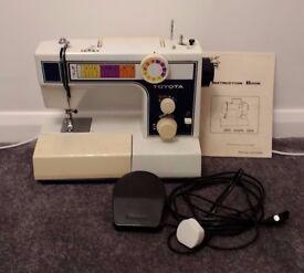 Toyota Sewing Machine 2600XL