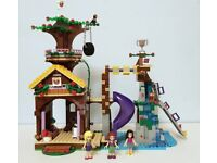 Lego Friends - Adventure Camp Tree House (41122)