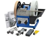 Advanced state of the art sharpening equipment, FULL SET of everything needed for a great business