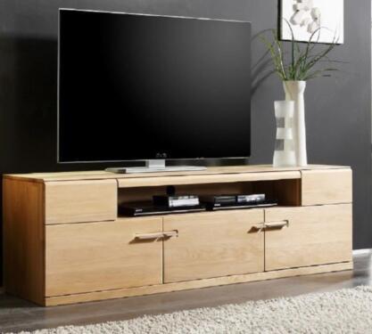 Lowboard Tv Kommode Tv Board Eiche Massiv Bianco Versand Moglich In