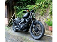 Harley Davidson xl 883 Iron 2012