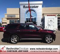 2012 Dodge Durango Citadel Loaded - Rare
