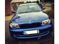 BMW 118i 1 series 3 dr hatch