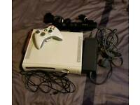 Xbox 360 with Kinect & 1 controller