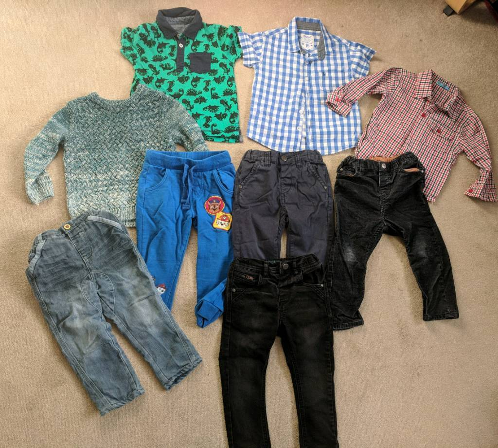 ad4bbbfad124 18-24 months boys clothes bundle   in Dunfermline, Fife   Gumtree