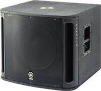"Yamaha MSR800W 15"" Powered Subwoofer  800W"