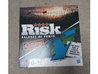 RISK: Balance of Power Board Game (NEW)
