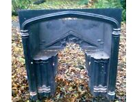 WANTED. FRONT GRATE BARS FOR REGENCY FIREPLACE INSERT.