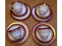 Duchess bone China Winchester tea set