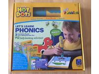 Educational Books - Jolly Phonics Hot Dots