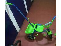 Boys little spaceship trike