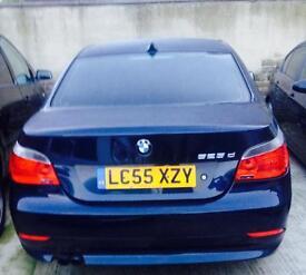 BMW 525 Deisel-10months MOT