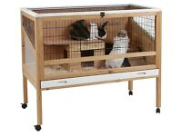 Kerbl Animal Cage Indoor Deluxe for small animals e.g. guinea pigs / rats / hamster etc. New in Box