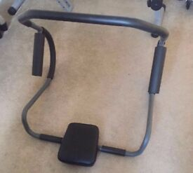 Body Sculpture Ab Trainer Ab Roller Fitness Gym Equipment