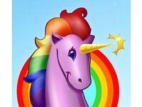 Gooey Chocolate Events - Workshops - Unicorn day!