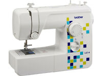 BRAND NEW AND BOXED BROTHER LS14 DOMESTIC SEWING MACHINE