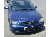 *****PRICEDROP***** Has to go this WEEKEND!!!!Vauxhall Astra 1.6i sxi twinport