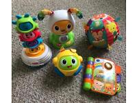 Fisher Price & VTech Baby Toys