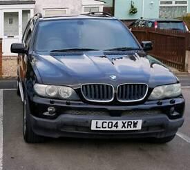 BMW X5 SPORT 2004 3L PETROL AUTOMATIC 4X4