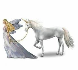 Mimi jobe trails of Starlight Fantasy Fairy & Unicorn Figurine