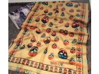 Alexander McQueen cashmere shawl