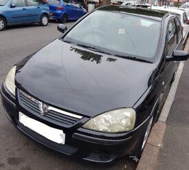 Vauxhall Corsa 2003 1.2L SXI