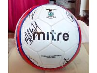 INVERNESS CT Signed Football by Terry Butchers First Squad 2012