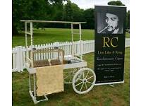 Cart for Weddings & Events