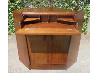 G-Plan corner desk