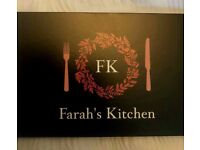 Indian/Pakistani catering service