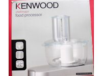 Kenwood Chef/Major Food Processor attachment AT 640 001