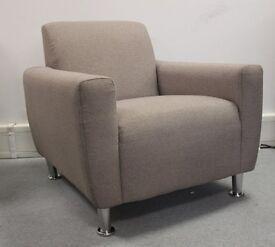 Mid-Grey armchair