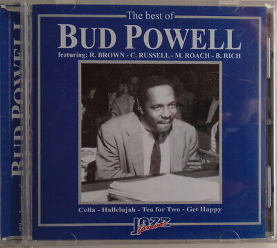 The Best Of BUD POWELL - CD - BRAND (The Best Of Buds)