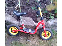 Puky Balance bike, suitable for ages 2-5