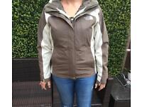 Women's size medium north face coat
