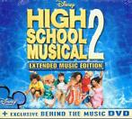 High School Musical 2 cd + Dvd - (sealed)