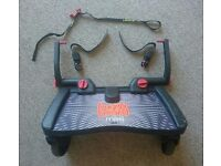 Lascal Maxi Buggy Board and hold-up strap