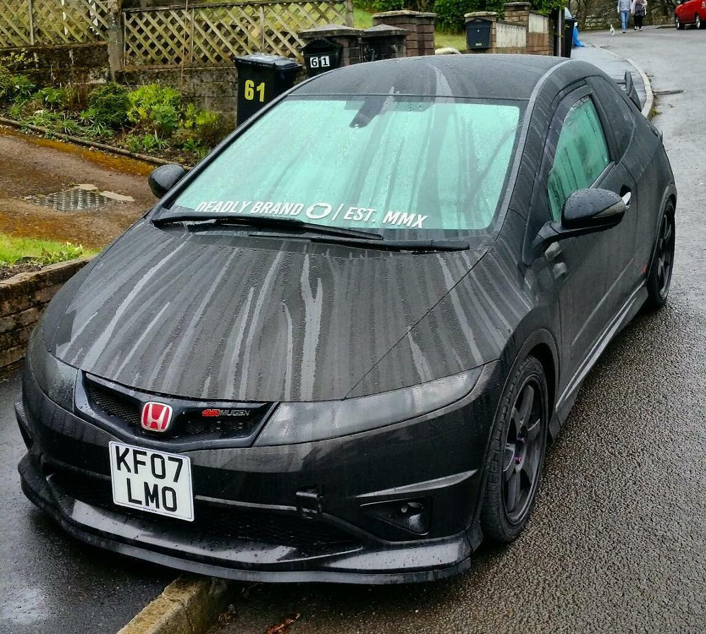 honda civic type r fn2 gt in caerphilly gumtree. Black Bedroom Furniture Sets. Home Design Ideas