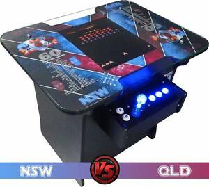 Arcade Machine - 2 Player - 60 all time favorite games Aspley Brisbane North East Preview