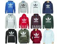 Wholesale & Retail - very good quality Original Adidas Hoodie ( Men's & Girls )